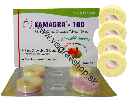 Kamagra Polo 100mg : cena za 16ks tablet